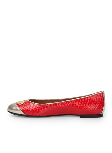 Emporio Armani Casual Ayakkabı Kırmızı
